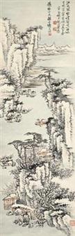 江山风雪一孤舟 by xiao xun