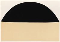 i bianco e nero by alberto burri