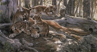 childs play, cougars by al agnew
