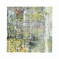 cage grid i (single part l) by gerhard richter