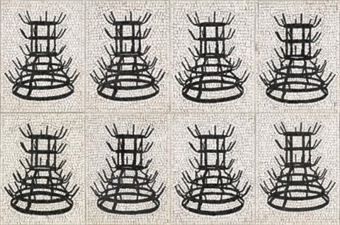 not duchamp in 8 parts by mike bidlo