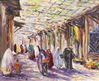 souq couvert au maroc by bruno retaux