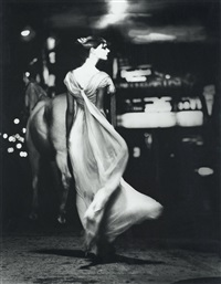 anneliese seubert, new york times magazine by lillian bassman