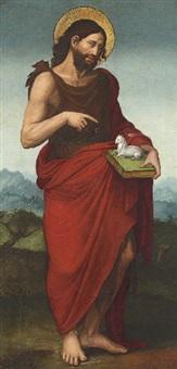saint john the baptist by vicente juan (de juanes) masip
