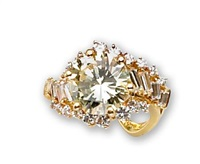 a solitaire ring by kurt wayne