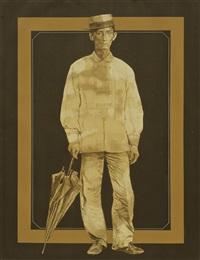 manila gentleman 1900 by benedicto cabrera
