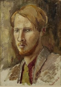 portrait of gregoire by freida lock