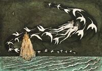 le lac des cygnes/swan lake (portfolio of 5) by lars bo