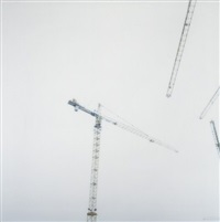 building, living & leaving cranes by christina dimitriadis