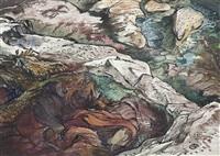 rock pool by ian fleming