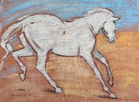 galloping horse by con campbell