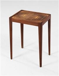 side table m 5644 by julius jirasek