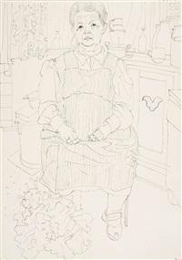 meine schwiegermutter (+ 4 others; 5 works) by hans körnig