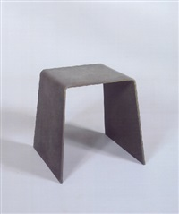 stool/bench by scott burton