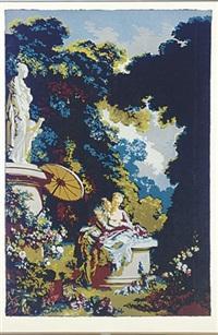 fragonard love letters by john clem clarke
