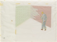untitled (before the prophet) by francis alÿs