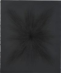 untitled (black on black) by idris khan