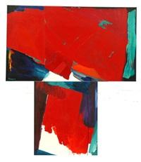 fenix iii (diptych) by janet alderson
