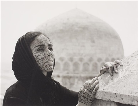 from soliloquy series by shirin neshat