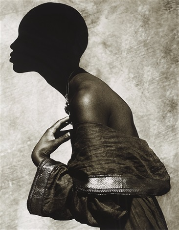 naomi campbell palm springs by albert watson