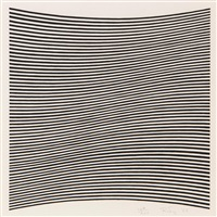 la lune en rodage by bridget riley
