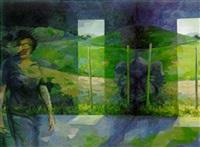 entre dos mundos by myrna baez