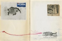 eyelids of morning (bk by alistair graham w/3 works, 4to) by peter beard