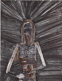 resurrection (white) by barnaby furnas
