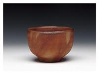bizen bowl by fujiwara kei