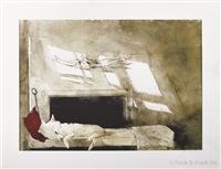 sleeping dog by andrew wyeth