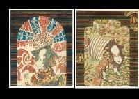 untitled (7 works) by masao yoshida