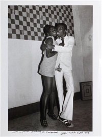 nous montrons comment on s'embrasse by malick sidibé