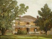 lindsay residence, brockville by robert henry lindsay