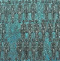 untitled - seamless fragment series no. 6 by raymond arnatt