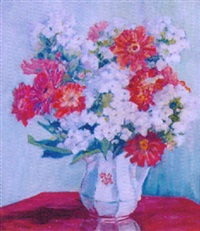floral still life by alice hillard