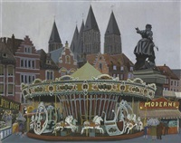 kermesse à tournay by babs englaender