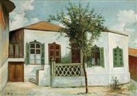 rabikov house, neve zedek by meir gur-arie