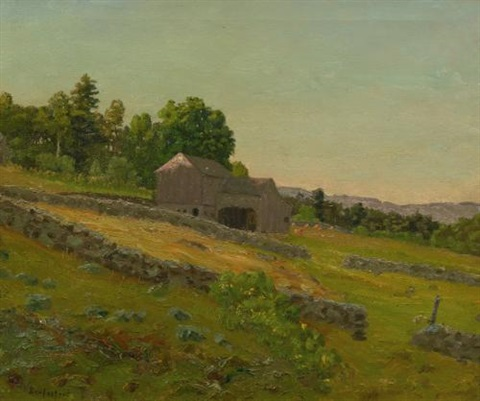 country pasture by ben foster