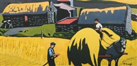 haymaking by david mcdonagh