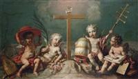 trionfo della croce by vittorio amedeo rapous