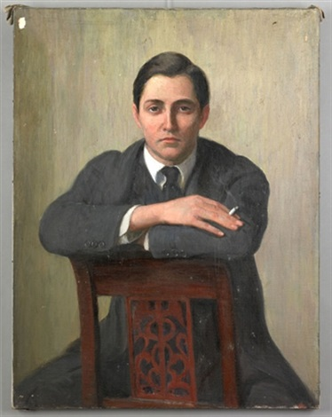 portrait of jim mclean by lilla cabot perry