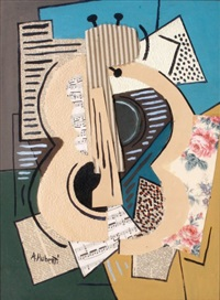 composition à la guitare by antonio huberti