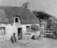 bretonsiches bauernhaus by paul abram