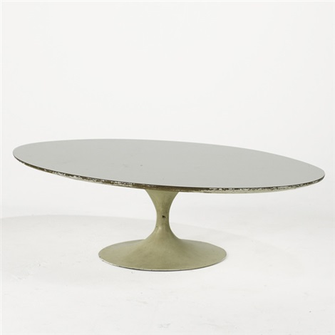 Awe Inspiring Tulip Coffee Table By Eero Saarinen On Artnet Pabps2019 Chair Design Images Pabps2019Com