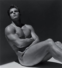 jean galfione, miami by herb ritts