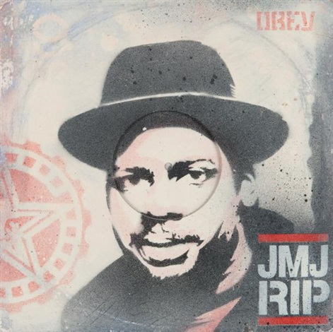 jmj rip by shepard fairey