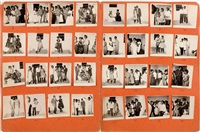 surprise party a l'aragon club (set of 32) by malick sidibé
