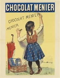 chocolat menier by firmin bouisset