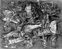 the capture of a bacá by ramon oviedo