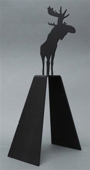 moose by charles pachter